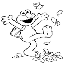 Small Picture Free Printable Elmo Coloring Pages For Kids And Toddlers glumme