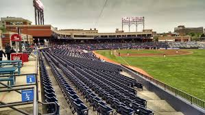 Akron Aeros Seating Chart Scolins Sports Venues Visited 93 Canal Park Akron Oh