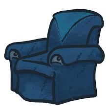 Comfy Chair Drawing How To Draw A Comfy Chair Chair Drawing
