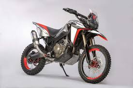 oh my the honda africa twin enduro sports concept