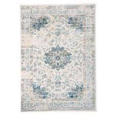 traditional persian 7 ft 10 in x 10 ft blue area rug