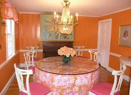 Orange Paint Colors For Living Room Dining Room Colour Yeepiccom