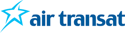Air transat to punta cana, not through la romana. Air Transat Logo Airline Logos