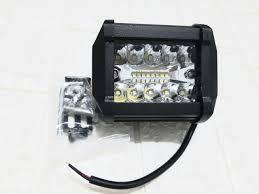 Đèn Pha LED C6 24 Bóng Trợ Sáng Dành Cho Xe Máy   PHỤ KIỆN ĐỒ CHƠI XE GNG