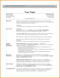Ideas Of Sample Teacher Resumes Substitute Teacher Resume With