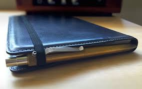 molecover a stylish leather moleskine notebook cover