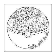 Coloring Pages Free Printable Mega Pokemon Coloring Pages