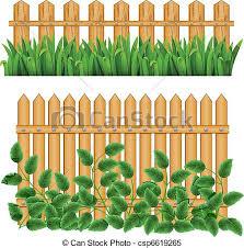 fences clip art. Simple Art Border And Fence  Csp6619265 And Fences Clip Art