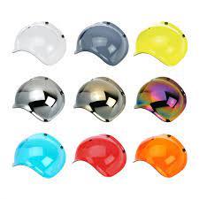 biltwell bubble visor 24helmets de