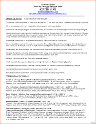 Brilliant Ideas Of Technical Recruiter Resume Sample For Your Office