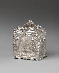 <b>Sugar box</b> - Paul de Lamerie — Google Arts & Culture