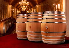 Storage oak wine barrels Rack The Surprising Truth About Oaking Wine Wine Folly Everything You Need To Know About Oaking Wine Wine Folly