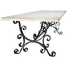 wrought iron table base wrought iron table with c top for wrought iron coffee table