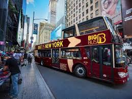 big bus ny hop on and hop off tour