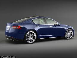 tesla new car releaseTesla announces Model III with a range of 200 miles  Daily Mail
