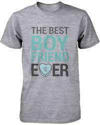Boyfriend Girlfriend Shirt Designs Best Boyfriend And Girlfriend Ever Matching Couple Shirts