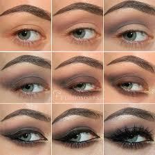 half glam zombie makeup tutorial