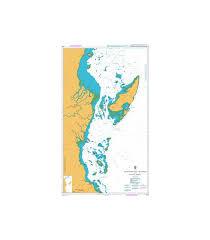 British Admiralty Nautical Chart 1032 North Mafia Channel To Kilwa Point