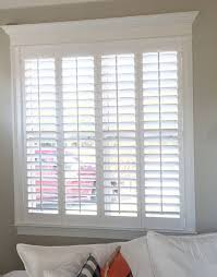 plantation shutters. Modren Shutters Simple And Elegant Plantation Shutters Are The Perfect Fit For Every Decor  Style On Plantation Shutters