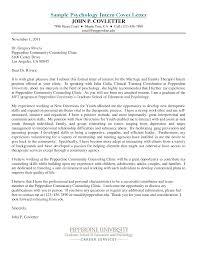Psychology Cover Letter School Psychologist Jobsxs Com