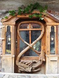 unique front doors20 Antique Metal and Wood Exterior Doors Bringing Charm of Unique