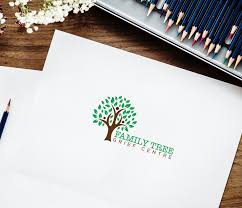 Family Tree Modern Design Bold Modern Logo Design For Family Tree Grief Centre By