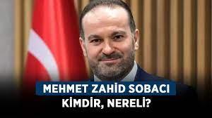Mehmet Zahid Sobacı kimdir, nereli? TRT Müdürü Mehmet Zahid Sobacı kaç  yaşında? İşte kariyeri! - Haberler - Diriliş Postası