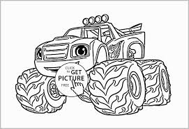 Blaze And The Monster Machine Coloring Pages Inspirational Blaze And