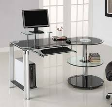 home computer desks arranging all your computing needs in one spot fashionable and modern home