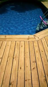 Wood Pool Deck The 25 Best Above Ground Pool Decks Ideas On Pinterest Swimming