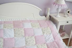 bedspread patchwork in patchwork bedspread pale pink for girls in the style of shabby chic bedspread patchwork in