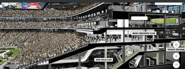 Raiders Offering Three Options To Pay Personal Seat Licenses