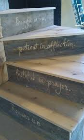 Painted Wood Stairs 138 Best Stairs Stairwell Staircase Steps Images On Pinterest