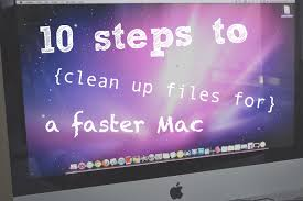 10 Steps To Make Your Mac Run Faster Free Up Memory Xomisse