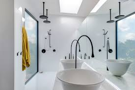 Minosa Melbourne Bathroom Design A Famous House View  Client - Bathroom melbourne