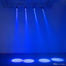 Blue Stage Lighting 3w Blue Led Beam Spotlight Dance Party Dj Bar Spin Stage Light Pinspot Lights Leg_909 Disco Stage Lighting Disco Party Lighting From Hgseo 18 55