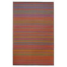 cancun multicolor outdoor mat