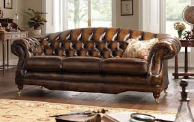 traditional leather sofas. Exellent Leather Regent  Chesterfield Style Furniture Traditional Green Leather Sofa  Inside Leather Sofas T