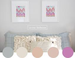 Pastel Bedroom Ellie James Nursery Poufs Baby Rooms And Pastel Idolza