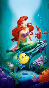Ariel Disney Wallpapers - Wallpaper Cave
