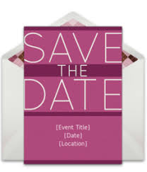 Free Save The Date Birthday Templates Free Wedding Save The Dates Online Punchbowl