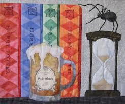 Amanda's Harry Potter Quilt | Quilts | England Design Studios & Butter Beer detail Adamdwight.com
