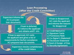 Microfinance Lending Process And Procedures Ppt Video
