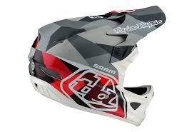 Troy Lee Design Troy Lee Designs Integral Helmet D3 Carbon Mips Jet Red