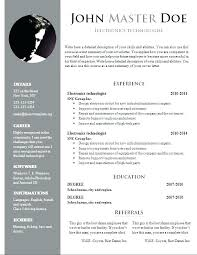 Google Drive Resume Template Adorable Google Drive Curriculum Vitae Template Resume Templates Superb