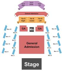The Anthem D C Tickets And The Anthem D C Seating