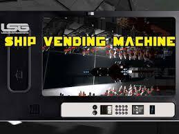 Vending Machine Engineer Mesmerizing Space Engineers Ship Vending Machine Rotary Printer YouTube