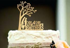 Wedding Cake Topper With Dog Silhouette Toppers Cute 2 Cats In Love