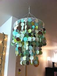 paper mache chandelier diy unique chandeliers