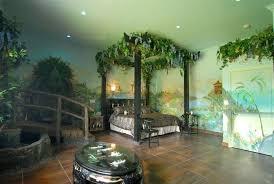 Garden Themed Bedroom Ideas
